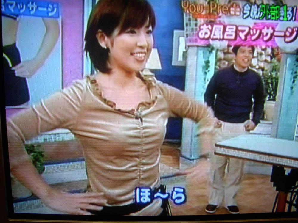 日本肉食系_橋詰優子【キュートな顔してオッパイクッキリのセクシーアナ ...