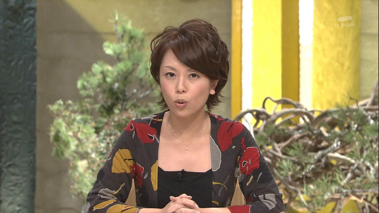 最新のヘアスタイル 椿原慶子 髪型 : 武内絵美【子持ち女子アナの中 ...